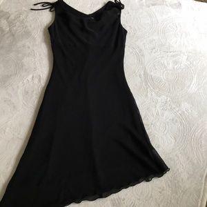 Giorgio Fiorelli elegant black evening dress sz 10